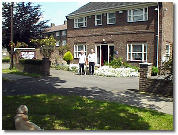 B&B accommodation York: Roy and Dennis welcome dogs and owners
